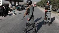 Taliban suicide bomber kills 14 Nepalese guards in Kabul