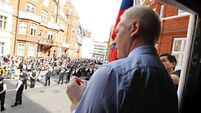 Event celebrating whistleblowers marks Julian Assange embassy milestone