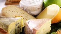 Forklift truck driver buried under tons of cheese