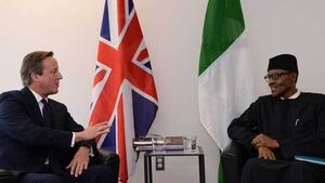 Hear David Cameron calling Nigeria and Afghanistan 'fantastically corrupt countries'