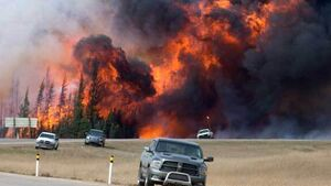 Canadian wildfire evacuees to start receiving financial aid