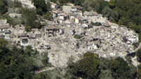 Aftershocks hamper Italy quake rescuers as death toll reaches 250