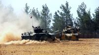 Turkey continues shelling IS targets in Syria