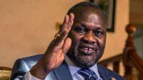 South Sudan's former rebel leader receiving 'medical treatment' in Sudan