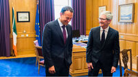 Apple's Tim Cook to get award from Taoiseach