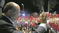 Millions attend Turkish unity rally in response to failed coup