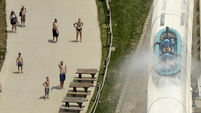 Politician's son, 10, dies on world's largest water slide