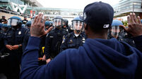 Report concludes Baltimore Police training fuels an 'us vs them' mentality