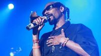Shocking video captures moment railing collapses at Snoop Dogg concert