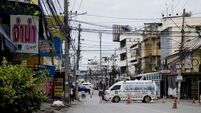 Thai police hunt suspects after bombs hit tourist sites