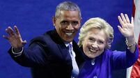 Not me, not Bill, nobody more qualified than Hillary Clinton, says Barack Obama