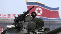North Korea threatens 'physical counter-action' against US and South Korea