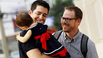 Gay couple win custody fight against Thai surrogate mother