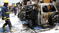 Dozens dead after wave of suicide attacks