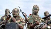 Boko Haram used 44 children as suicide bombers last year, 10 times more than in 2014