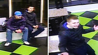 Police hunt for 'cruel and cowardly thugs' who robbed disabled man in subway