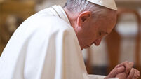 Pope Francis is on Instagram