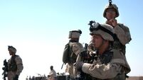 US plans to raise troop numbers in Iraq amid fresh strikes on IS