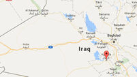 Suicide bombing kills at least six near Shiite holy city in Iraq