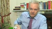 Ecuador welcomes Swedish move to interview Julian Assange