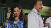 Daniel Ortega, and his wife, win contentious Nicaraguan elections