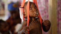 Thousands of children dying of starvation and disease in Nigeria