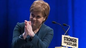 SNP to publish bill on second independence vote for Scotland 'before the UK leaves the EU'