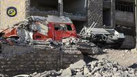New Aleppo bombing campaign signals end of Syria ceasefire