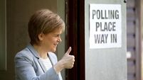Nicola Sturgeon 'could call second Scottish independence referendum'
