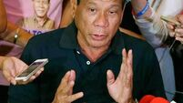 Philippines leader Duterte: I regret Obama 'son of a whore' remark