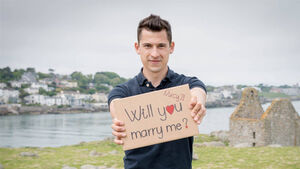 The Humans of Dublin photographer came up with a picture-perfect way to propose to his girlfriend