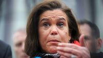 Cianan Brennan: For Mary Lou McDonald, the watchword is 'change'