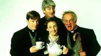 This Father Ted cartoon sums up everyone's sadness at Frank Kelly's death
