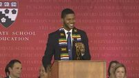 This Harvard student's passionate graduation speech is exactly what you need to watch today