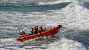 Rescued teenage girls find the heroes who rescued them from the sea off the Donegal coast
