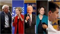 The great contenders: Who are the Democrats in the race to take on Donald Trump