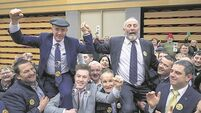Neil Michael: Campaign never stops for Healy-Raes — even during counts