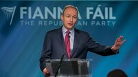 Michael Clifford: Fianna Fáil face 'tough, closely fought election'