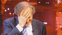 Vincent Browne drops f-bomb during Irish Water debate