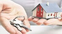 Property prices up 8% on last year