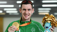 Michael McKillop wins fourth Paralympic gold