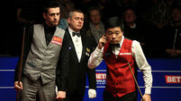 Mark Selby beats Stuart Bingham to set up final against Ding Junghui