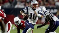 NFL review: Jimmy Garoppolo leads Patriots to win in absence of Tom Brady