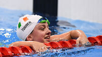 Ireland's 14-year-old Paralympic star completes fourth final appearance