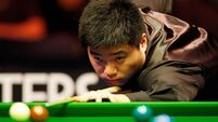 Ding Junhui claims first ranking title in two-and-a-half years