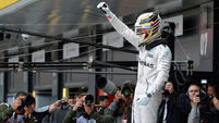 Lewis Hamilton stays in title hunt thanks to Mexico Grand Prix pole