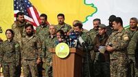 What Trump's decision to abandon Kurdish fighters in Syria means for the Kurds, Assad, and Russia