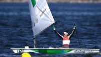 Annalise Murphy catches everyone off-guard to win medal after 10 years of hard work