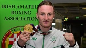 Irish boxer who failed drug test in build-up to Rio Olympics named and provisionally suspended