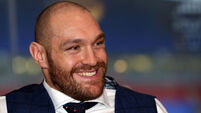 Boxing - Tyson Fury File Photo